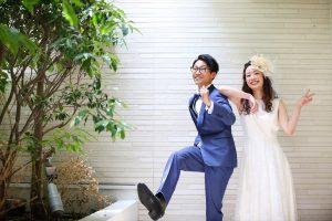 結婚式の前日